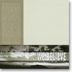 "Jugendchor-CD ""We Believe"""