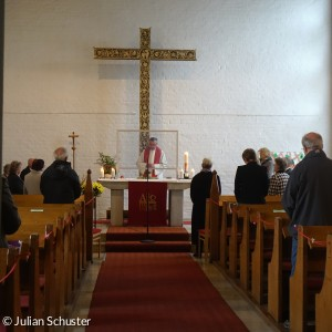 Jubelkonfirmation 2020 in der Johanneskirche