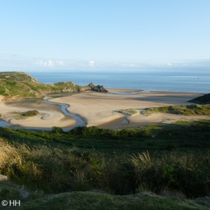 Wales - Three Cliffs Bay